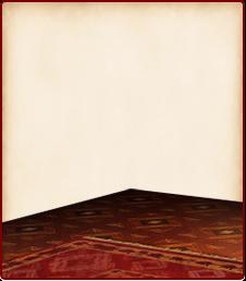 赤い絨毯の床